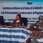 CASEM: le ministère de la femme, de la solidarité nationale, de la famille et de l'action humanitaire tient sa première session de 2021