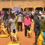 Bobo Dioulasso : Qatar Charity  solidaire  avec 4220 familles pour le Ramadan